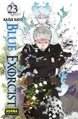 BLUE EXORCIST 23