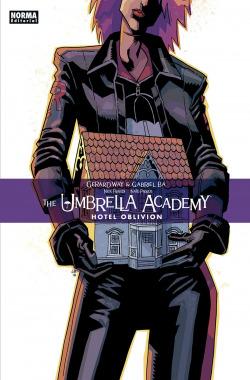 THE UMBRELLA ACADEMY 3-C