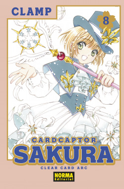 CardCaptor Sakura Clear Card 08