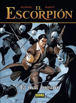 El Escorpión 12.