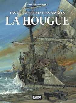 Las Grandes Batallas Navales 10. La Hougue