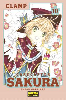 CARDCAPTOR SAKURA CLEAR CARD ARC 10