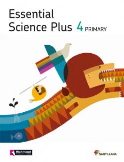 ANT/(12).ESSENTIAL SCIENCE PLUS 4ºPRIM.(CONOCIMIENTO INGLES