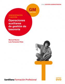(11).(G.M).OPERAC.AUXIL.GESTION TESORERIA +DVD (GESTION ADM)