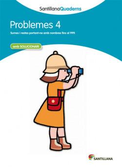 Problemes, Educación Primaria. Quadern 4
