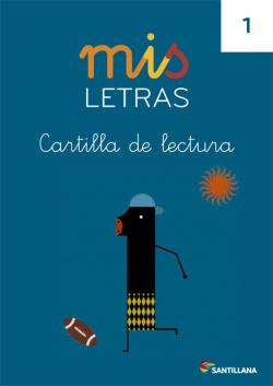 (13).MIS LETRAS 1.CARTILLA LECTURA (4 AÑOS)