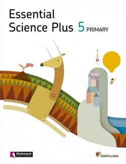 ANT/(13).ESSENTIAL SCIENCE PLUS 5º.PRIM.(CONOCIMIENTO INGLE