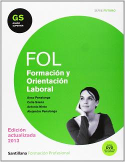 ANT/(13).(G.S).FORMACION ORIENTACION LABORAL (+DVD+ANEXO)