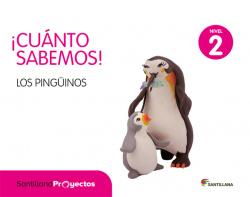 (14).2.CUANTO SABEMOS: PINGUINOS.(4 AÑOS) PROYECTOS INFANTI