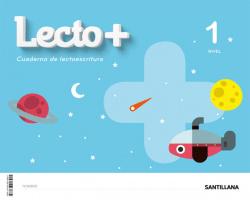 LECTOESCRITURAL 3 AÑOS. LECTO+