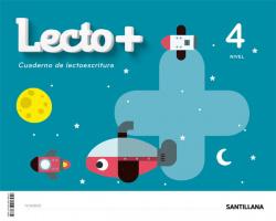 LECTOESCRITURA 4 4 AÑOS LECTO+