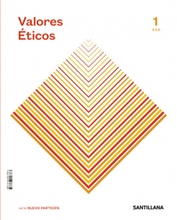 VALORES ETICOS SERIE NUEVO PARTICIPA 1 ESO