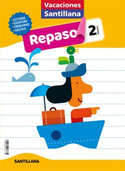 VACACIONES REPASO 2ºEP 2020