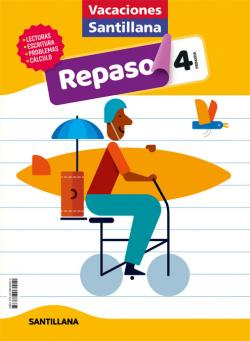 VACACIONES REPASO 4ºEP 2020