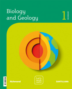 1ESO BIOLOGY & GEOLOGY SANTILLANA