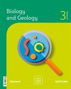 BIOLOGY & GEOLOGY 3ºESO SERIE SABER HACER CONTIGO 2020