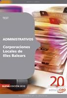 Administrativos Corporaciones Locales Illes Balears Test