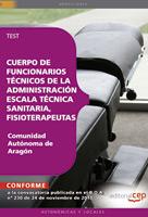 Cuerpo Funcionarios Tecnicos Administracion Comunidad Autonoma Aragon, Escala Tecnica Sanitaria, Fis