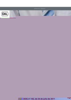 I.Cuerpo Auxiliar Xunta Galicia