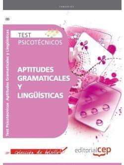 Test Psicotecnicos Aptitudes Gramaticales y Linguisticas Coleccion Bolsillo