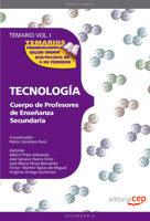 Cuerpo Profesores Enseñanza Secundaria Tecnologia I