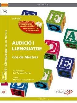 (CAT).Cos Mestres Audicio i Llenguatge