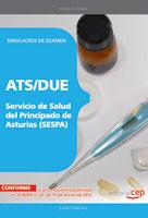 ATS/DUE Servicio Salud Principado Asturias (SESPA) Simulacros examen