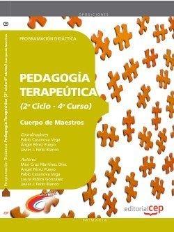 Cuerpo Maestros Pedagogia Terapeutica (2º ciclo-4º curso) Programacion Didactica