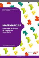 Cuerpo Profesores Enseñanza Secundaria Matematicas Programacion Didactica 1º ESO