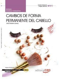 Manual Cambios forma permanente cabello (MF0350_2) Certificados profesionalidad
