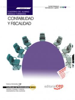 Cuaderno alumno Contabilidad y fiscalidad (MF0231_3) Certificados profesionalidad Gestion contable y