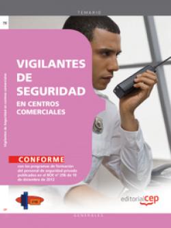 Manual Vigilantes Seguridad en centros comerciales