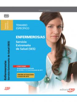 Enfermeros/as Servicio Extremeño Salud Especifico I