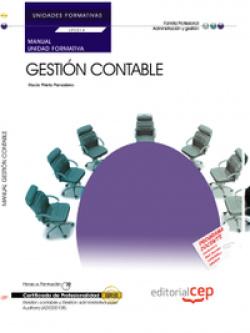 Manual Gestion Contable (UF0314/MF0231_3) Certificados profesionalidad Gestion contable y Gestion ad