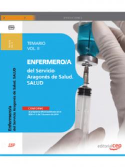 II.Enfermero/a Servicio Aragones Salud SALUD