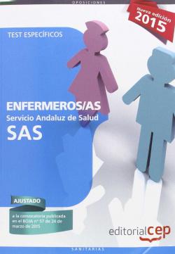 Test específicos enfermeros/as Servicio Andaluz Salud