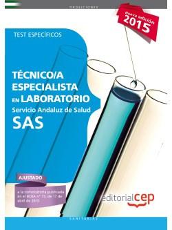 Técnico/a especialista laboratorio