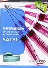 ENEFERMERO/A TEST SERVICIO DE SALUD DE CASTILLA Y LEON SACYL