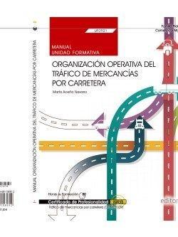 MANUAL ORGANIZACION OPERATIVA TRÁFICO MERCANCIAS CARRETERA