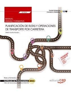 MANUAL PLANIFICACIÓN RUTAS Y OPERACIONES TRANSPORTE POR CARRETERA
