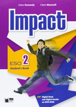 (12).IMPACT 2º.ESO (STUDENT'S +DVD)