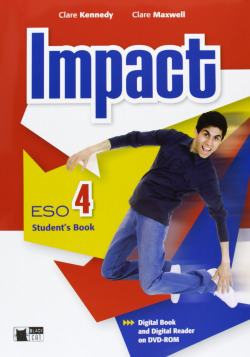 (12).IMPACT 4ºESO (STUDENT'S +DVD)