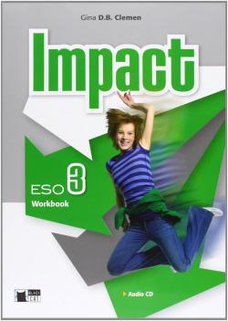 (12).IMPACT 3º.ESO (WORKBOOK +CD)