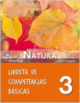 ANT/(11).LIBRETA N.NATURA 3O.ESO (COMPETENCIAS BASICAS)