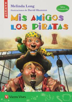 Mis Amigos Los Piratas (letra Manuscrita)