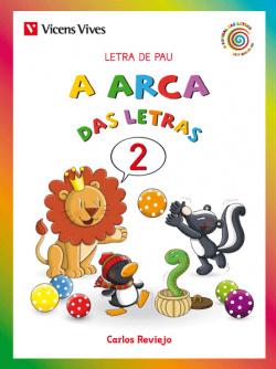 ARCA DAS LETRAS 2. LETRA DE PAU 2019