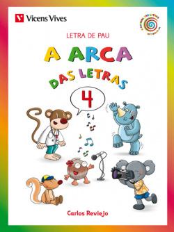 ARCA DAS LETRAS 4. LETRAS PAU 2019