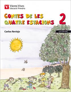 (BAL).(14).CONTES QUATRE ESTACIONS 2N.PRIM.(LECTURES)