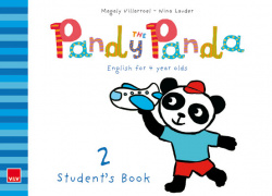 (14).PANDY THE PANDA 2.(4 AÑOS).(STUDENT´S BOOK+CD)