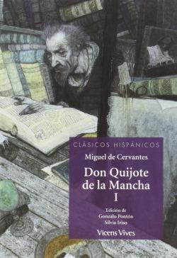 don quijote mancha primera parte clasicos hispanicos